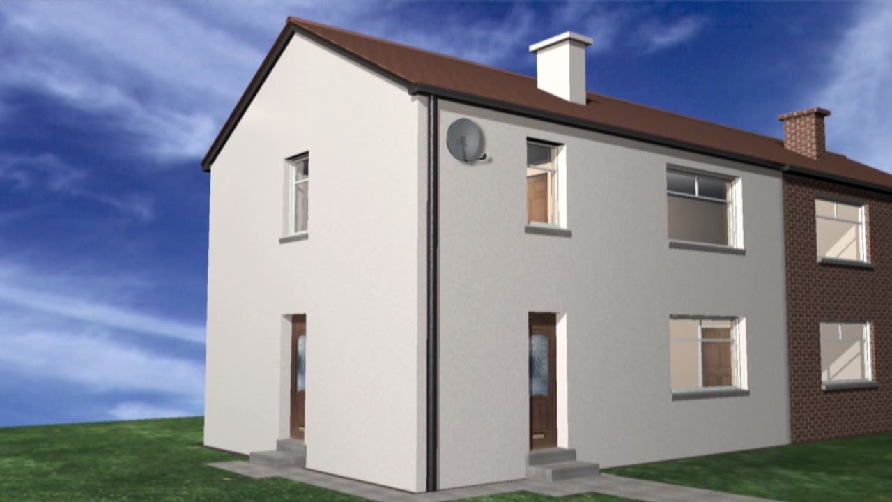 The Rendering Company Essex | Silicone Render